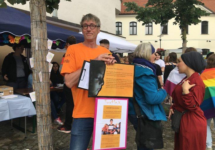 Holger Knupp - Ein Opfer von Kindesmissbrauch und seine Mission - Liebe ist DU im Gespräch